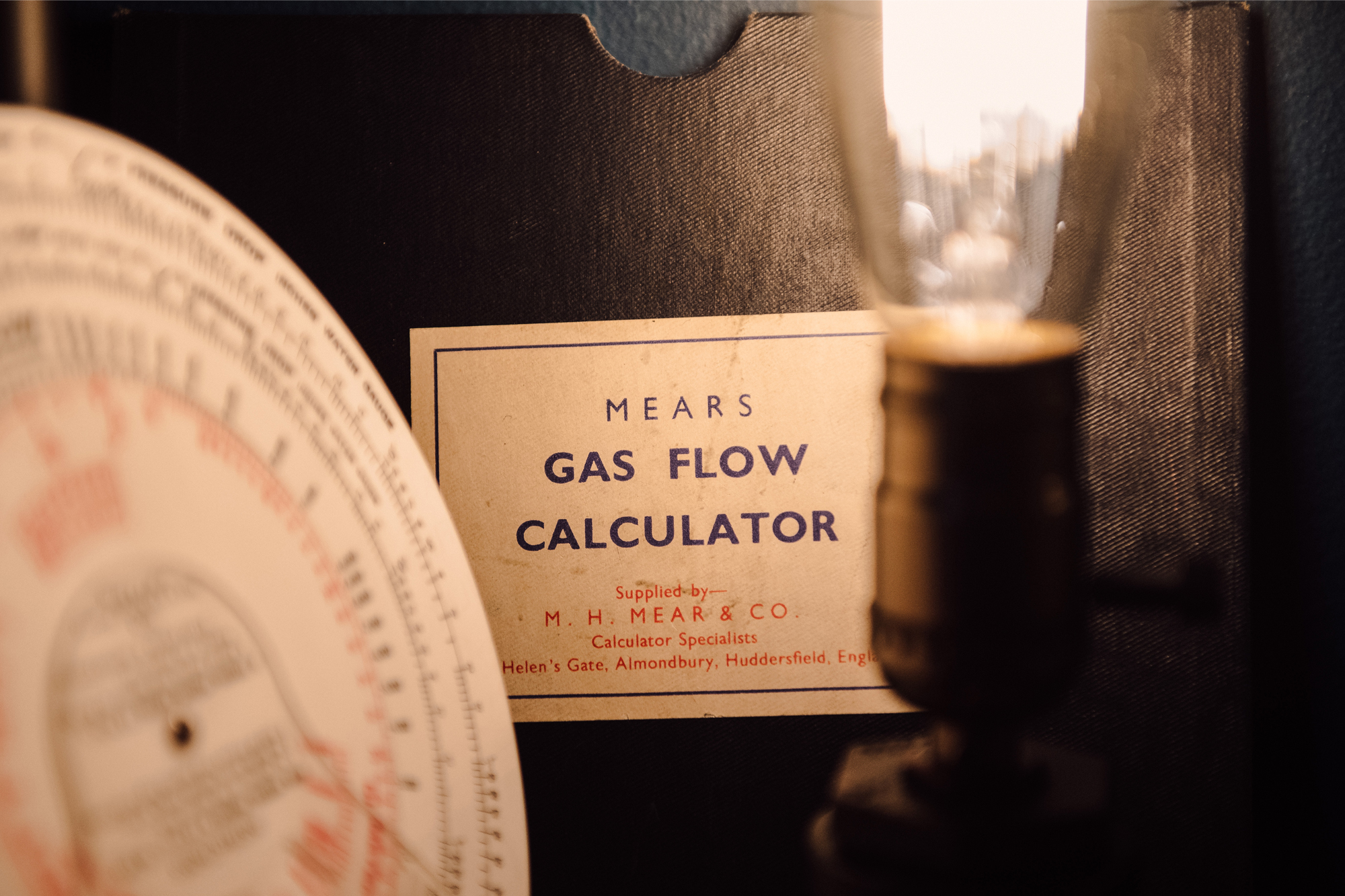 M. H. Mears and Co. Gas Flow Calculator
